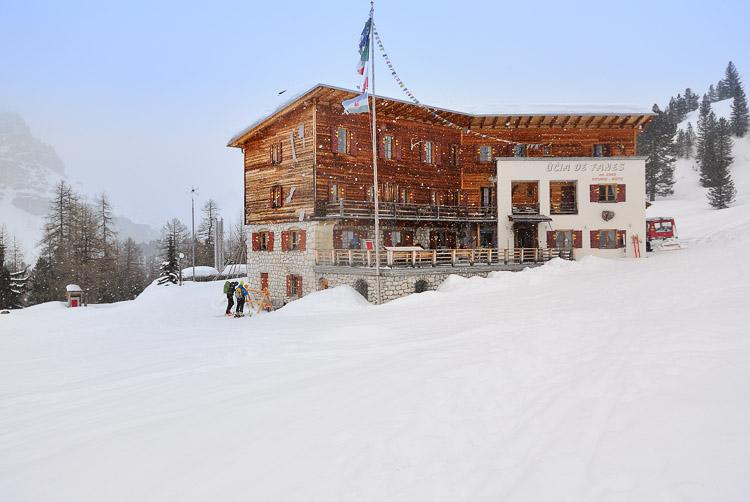 Refugio Fanes