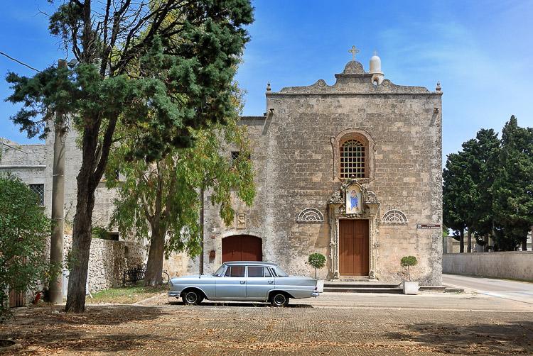 Convento Maria ss. di Costantinopoli