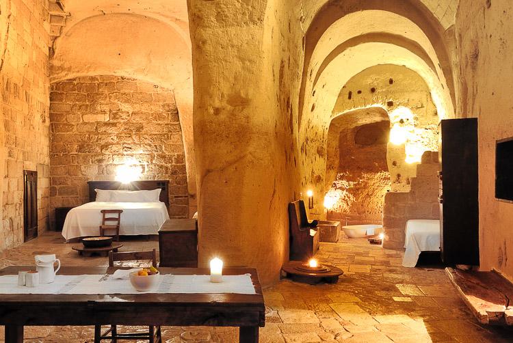 matera sextantio le grotte della civita