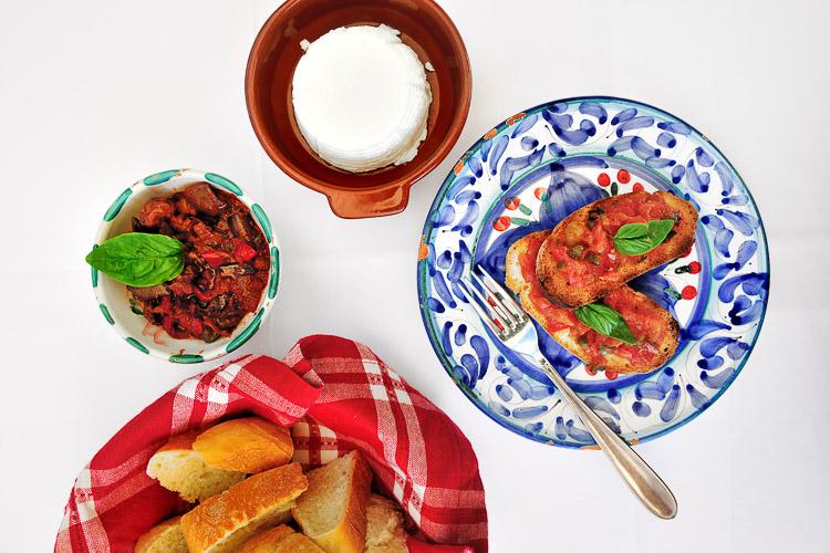 Restaurante Maria Tindara Vulcano, Aeolean Islands, Sicily