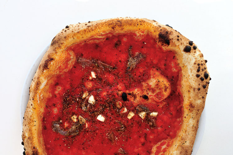 Luciano Pizzeria, Stromboli