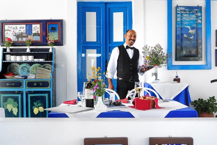 Restaurante Punta Lena, Stromboli