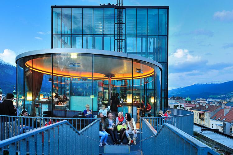 lounge 360° Innsbruck