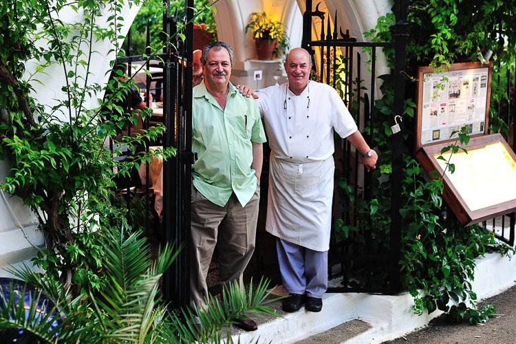 Restaurant Mavrikos