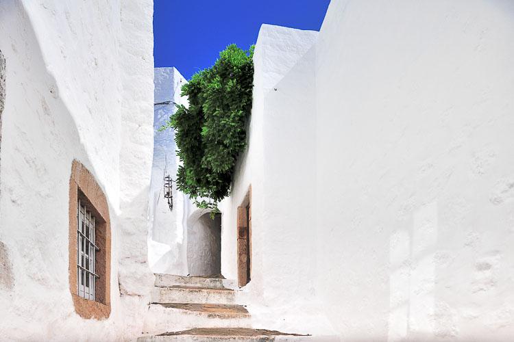 Patmos Chora (old town)