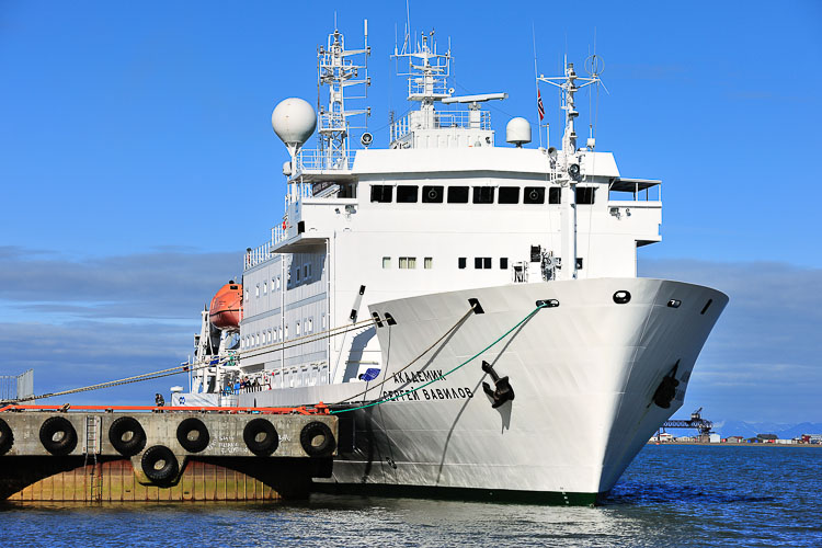 One Ocean Expeditions, Akademik Sergey Vavilov expedition ship