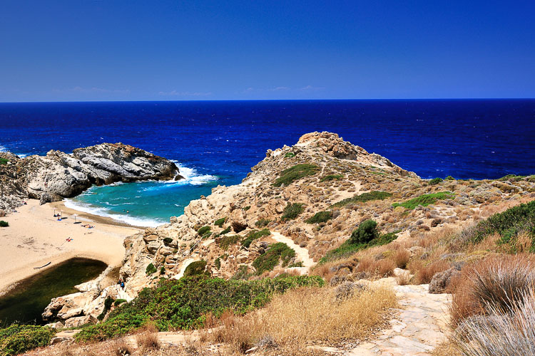 Ikaria, Northern Aegean Islands, Greece