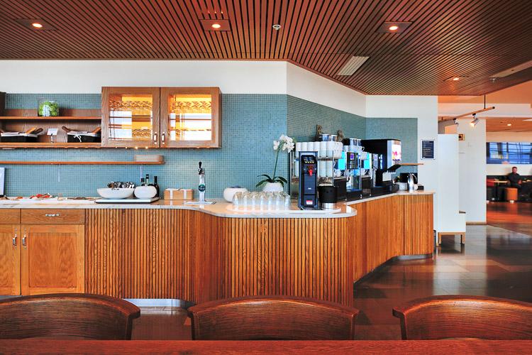 SAS lounge, oslo airport