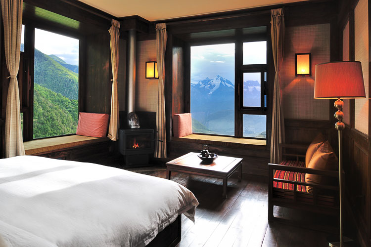 Songsam Meili Mountain Lodge, room 205, China