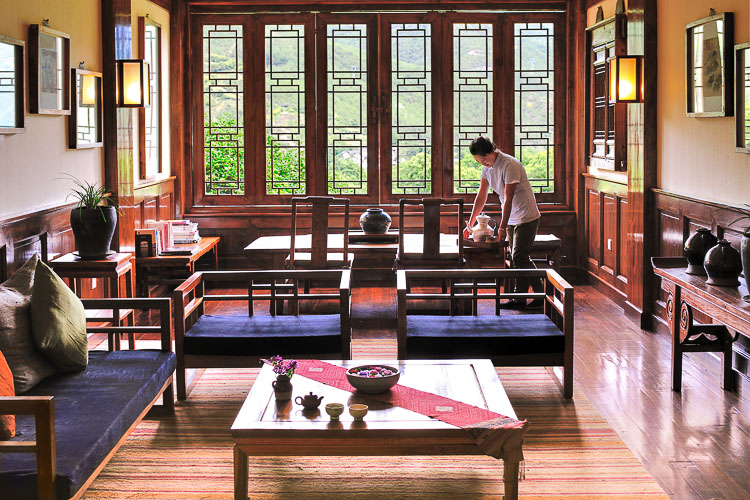 Songtsam Lodge, China