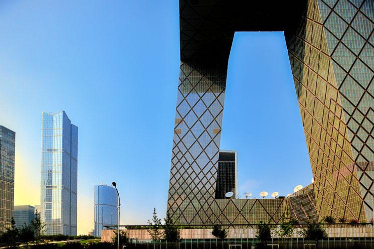 CCTV Beijing Rem Koolhaas