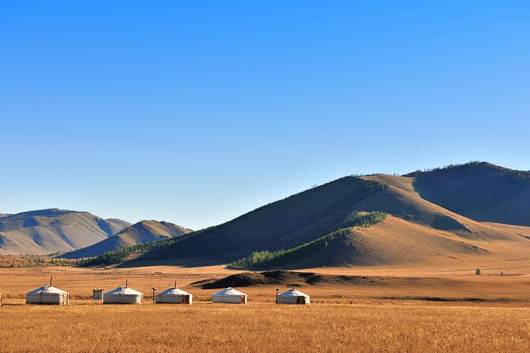Jalmal Meadows, Mongolia