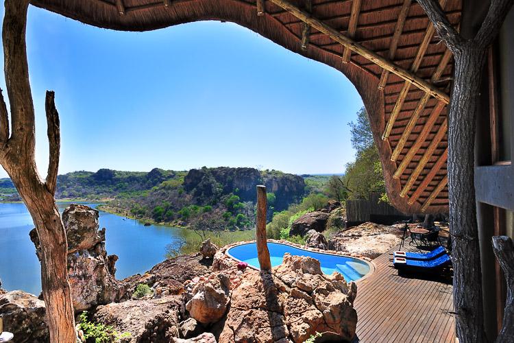 Pamushana Lodge, Singita Zimbabwe, room number 1