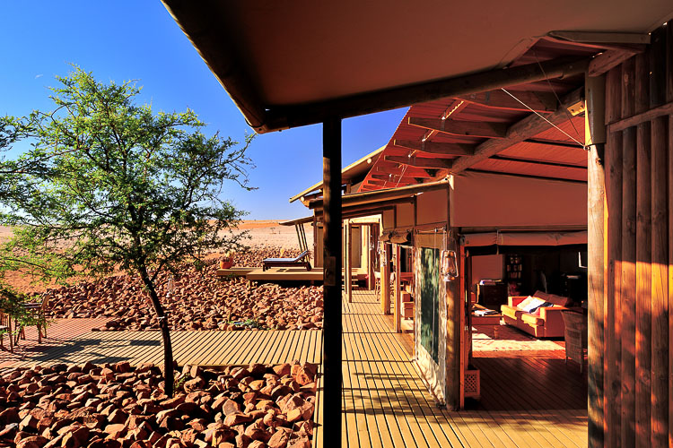 Private Villa at Wolwedans, Namibrand