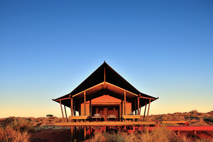 Dunes Camp Wolwedans, Namibrand