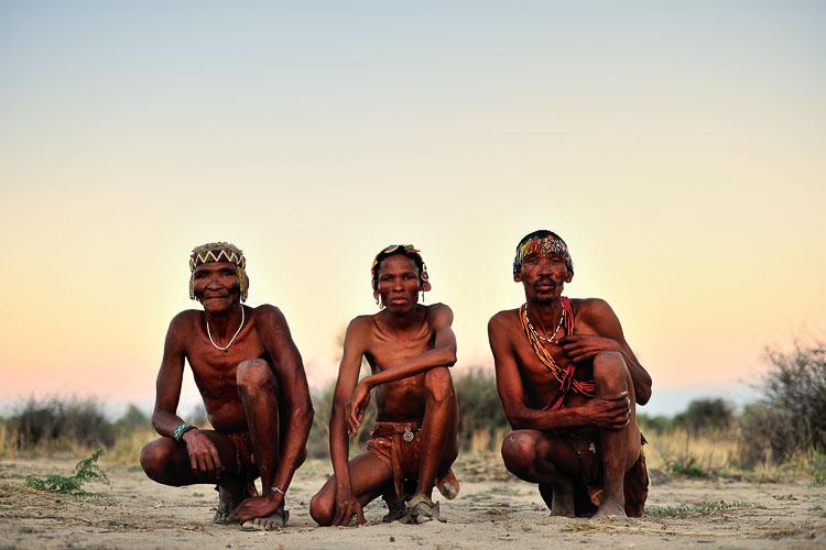Namib Bushmen