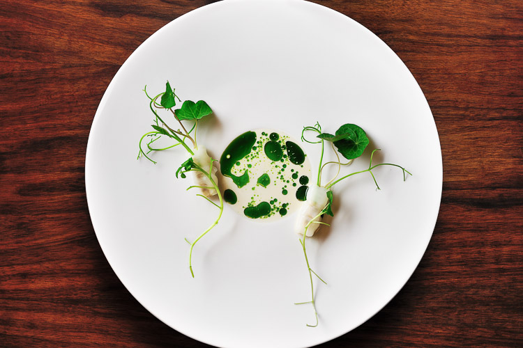 A.O.C. restaurant, Copenhagen, scandinavian cuisine
