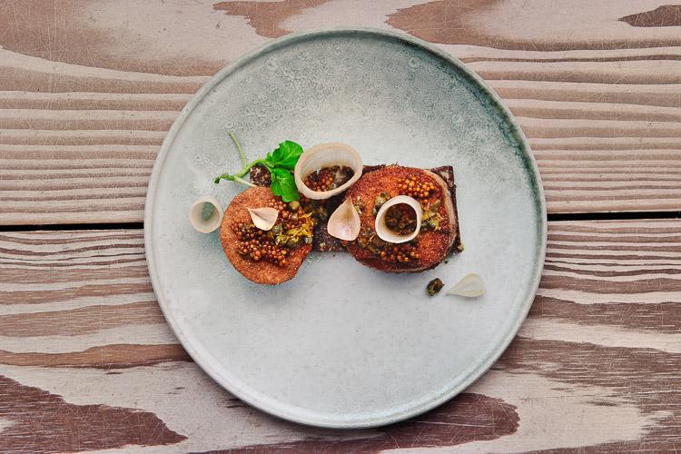 Restaurant Aamann, Copenhagen - chef Adam Aamann