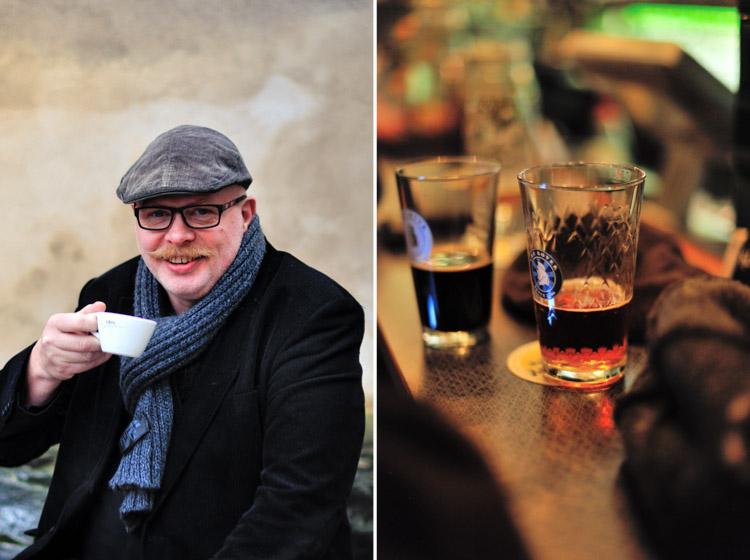 Matts Johansson (left) / Rover Beer Bar (right)