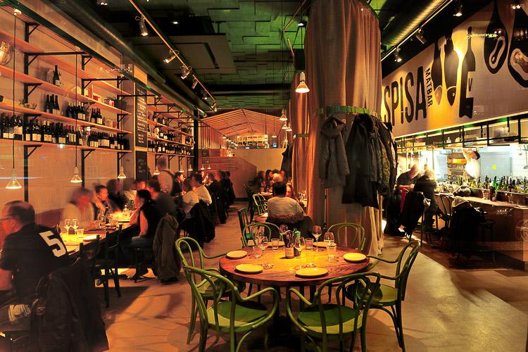 restaurant Spisa - Gothenburg