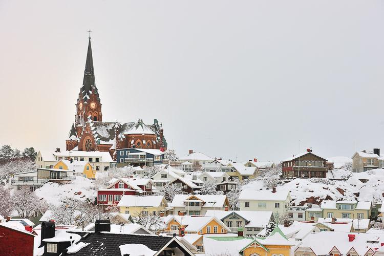 Lysekil town - Sweden