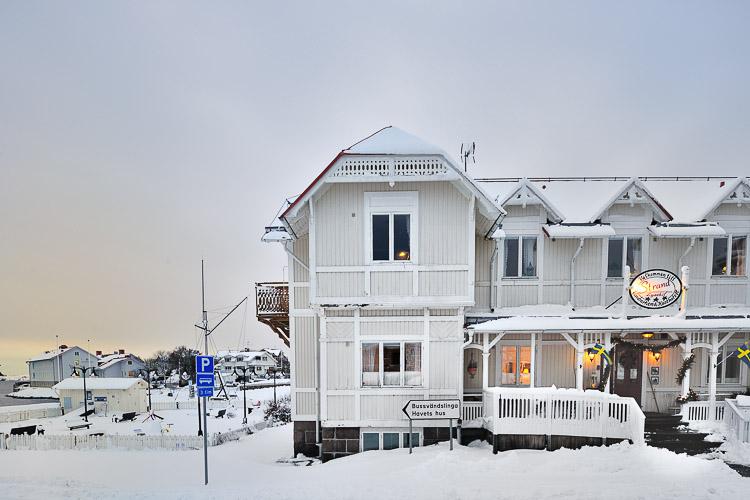 hotel Strandflickorna - Lysekil