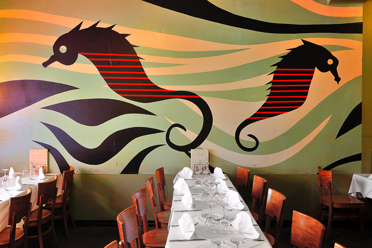 Restaurant Seahorse - Helsinki