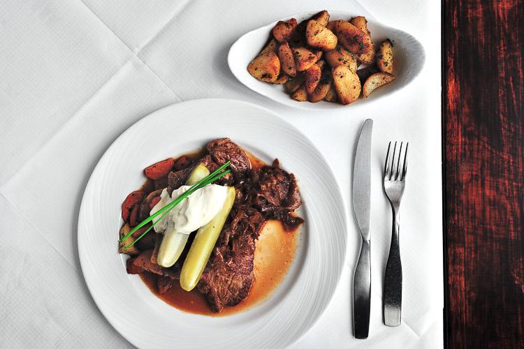 Steak a la Seahorse - Helsinki