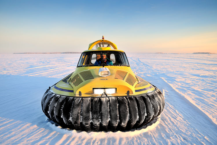 Hoovercraft - Sweden
