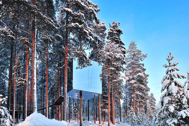 Treehotel Sweden