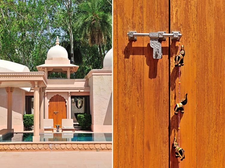 Amanbagh, Rajasthan India