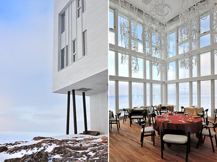 Fogo Island Inn, Newfoundland - Canada