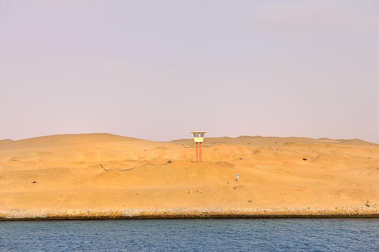 Suez Channel