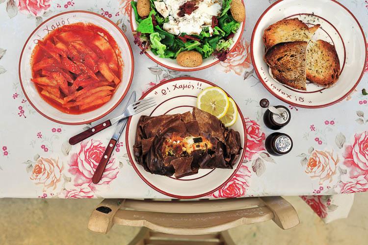 O Xamos Restaurant - Milos