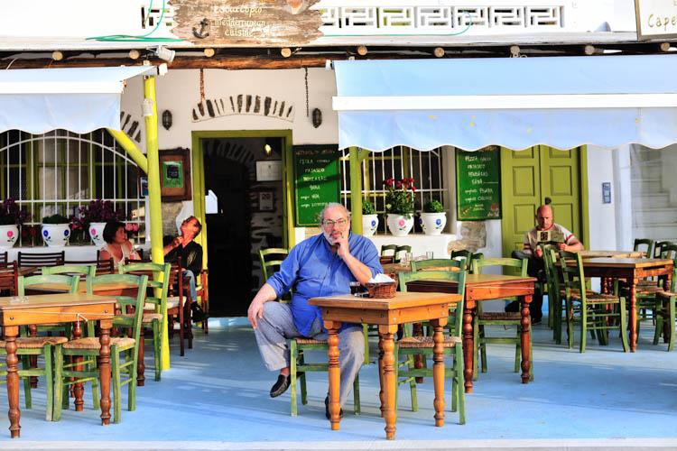 Capetan Dimos, Amorgos Island - Greece