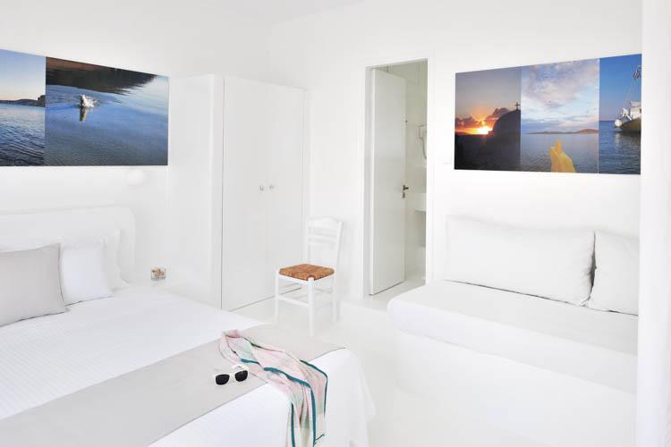 Mersini Guesthouse - Shinoussa Island