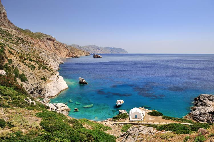 Agia Anna, Amorgos Island - Greece