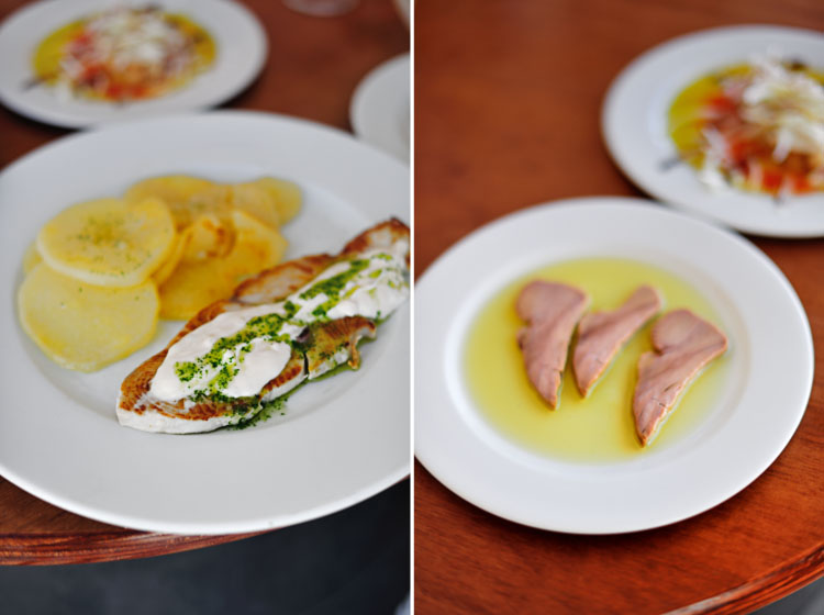 Restaurant Casa Bigote, San Lucar - Spain