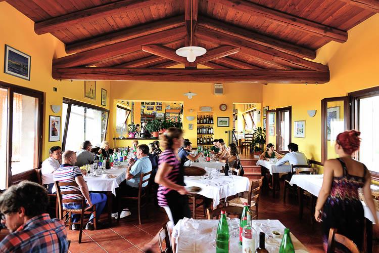 Osteria Da Gemma, Roddino - Piemonte