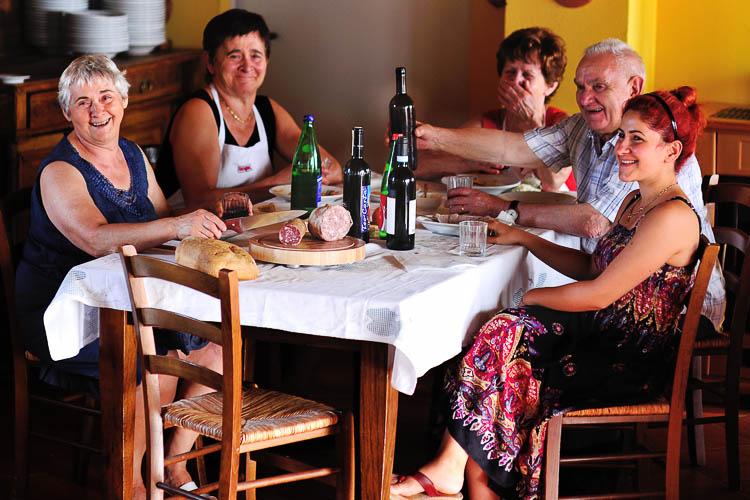 Osteria Da Gemma Roddino, Piemonte
