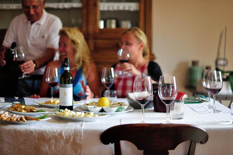 Wine Tasting Piemonte