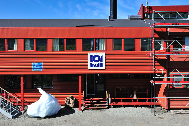 Inuili Culinary Institute Greenland
