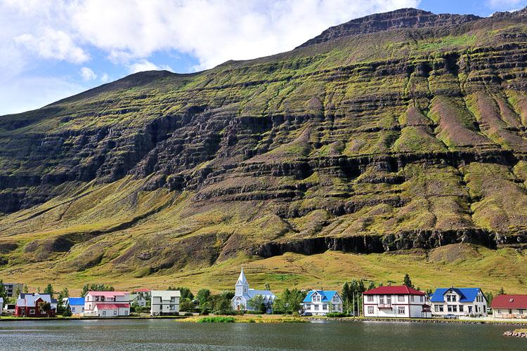 Seysdisfjordur, Iceland
