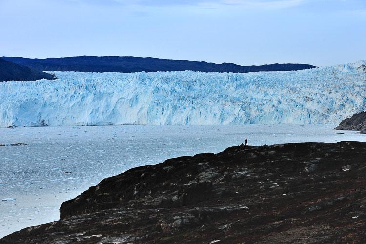 Eqi Sermia Glacier - Greenland