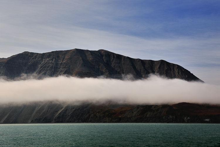 Dezneva Bay - Kamchatka, Russia
