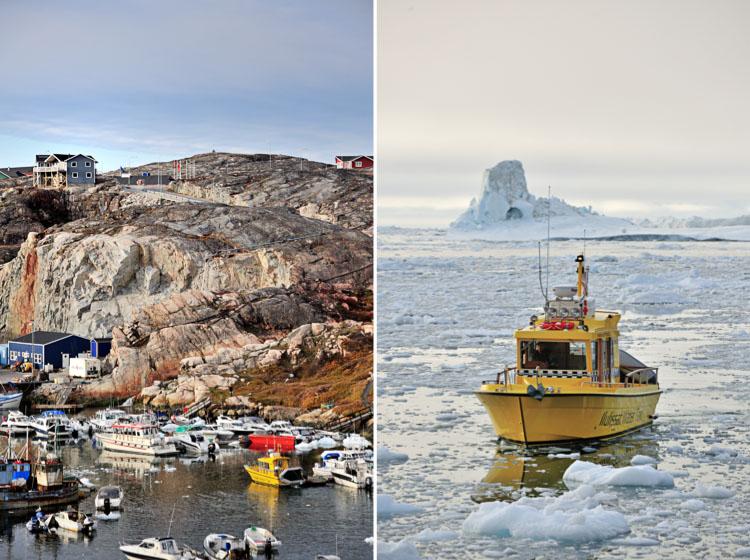 Ilulissat Taxi, Greenland