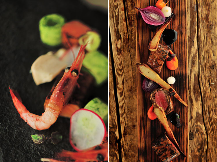 Restaurant Sarfalik - Chef Bjørn Johansson - Nuuk
