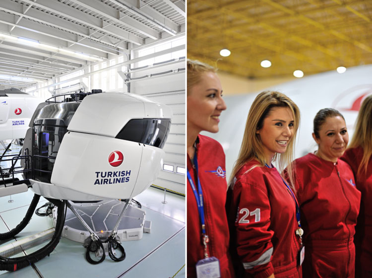 Turkish Airlines Training